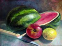Watermelon_and_fruit